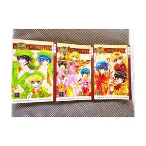 CLAMP School Detectives Limited Edition